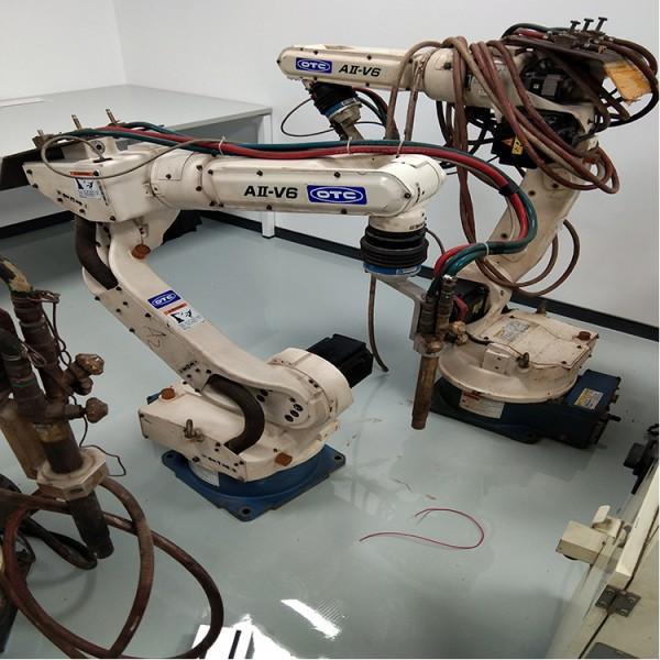 OTC机器人FD-V6S回收