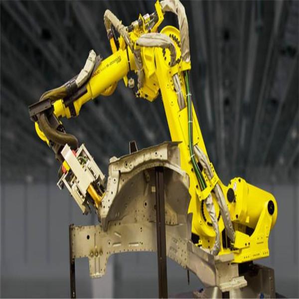 发那科FANUCR-2000i机器人本体电缆更换详细流程